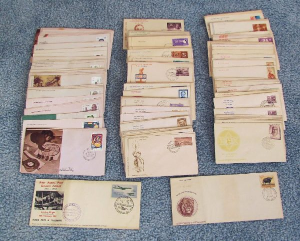 India First Day Covers Lot