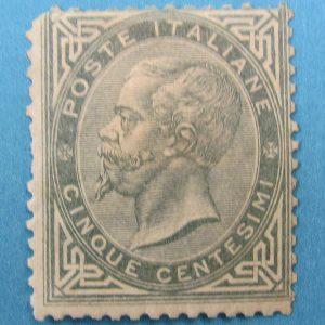 Italy Stamp - Scott 26