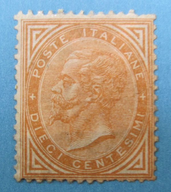 Italy Stamp - Scott 27