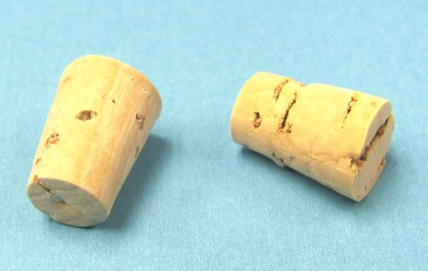 Pair of Shimmed Corks For PK Use