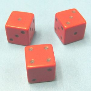 Red Devils Dice Trick
