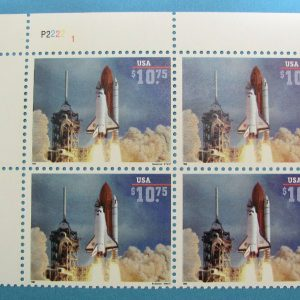 United States Stamp - Scott 2544a - Plate Block of 4- MNH