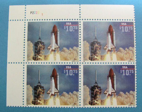 United States Stamp - Scott 2544a - Plate Block of 4- MNH