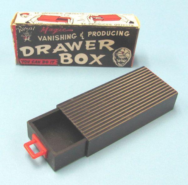 Vintage Royal Drawer Box