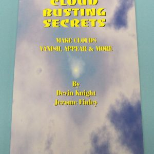 Cloud Busting Secrets