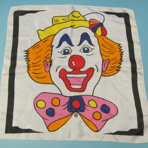 Sad Clown to Happy Clown Silks