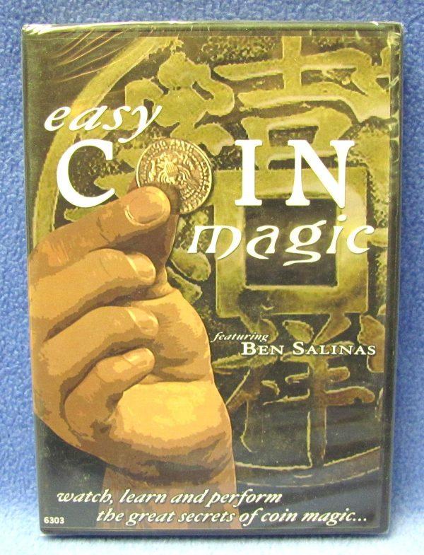 Easy Coin Magic DVD