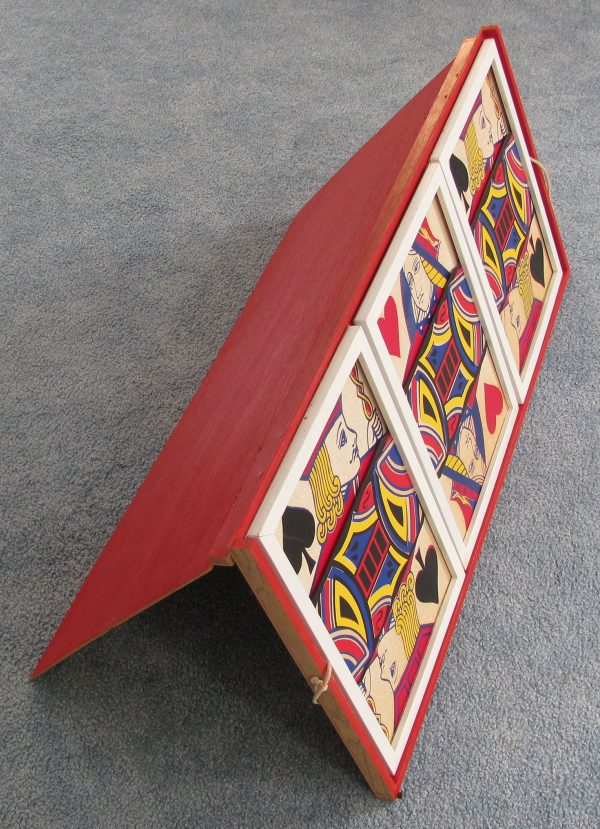 Giant Three Card Monte (Camelot Creations)-2