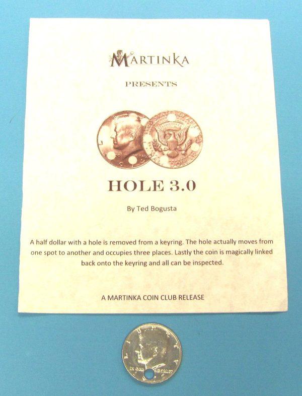 Hole 3.0 (Ted Bogusta)