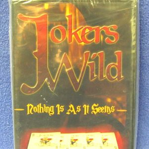 Jokers Wild (DVD and Cards)