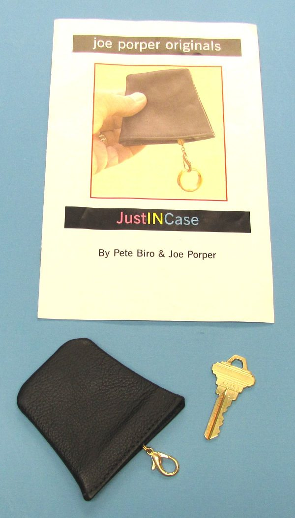 Just in Case (Pete Biro & Joe Porper)