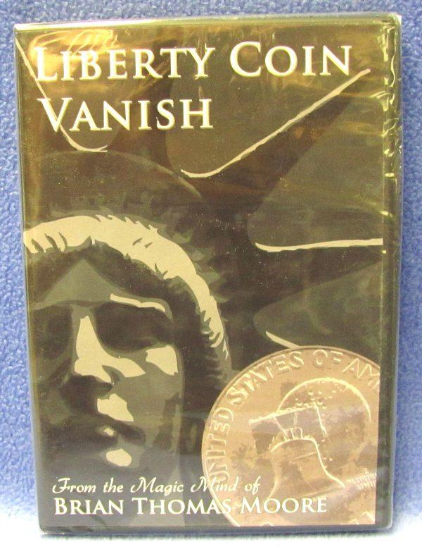 Liberty Coin Vanish DVD