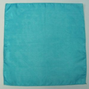Light Blue Silk
