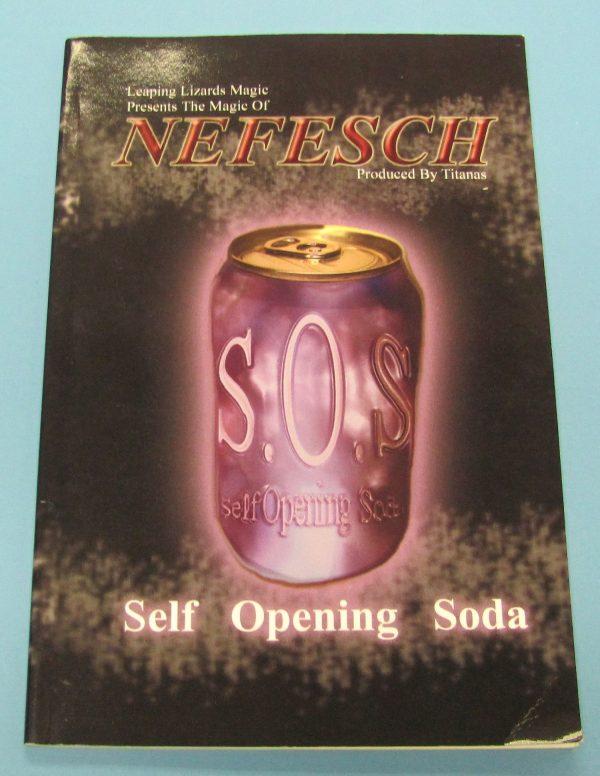 Nefesch Self Opening Soda