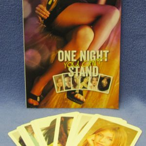 One Night You Can't Stand (Card Shark)