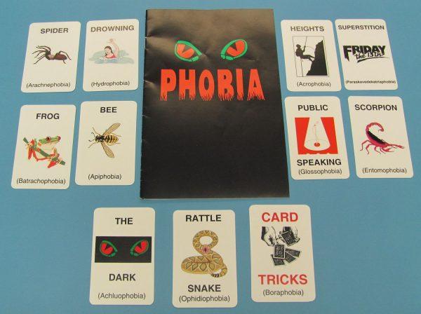 Phobia (Kevin Wade)