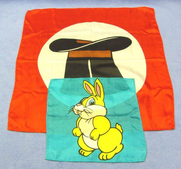 Rabbit From Hat Silk Set