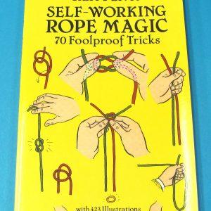 Self-Working Rope Magic