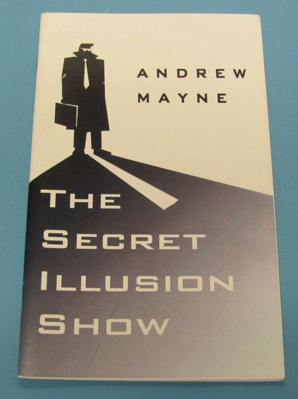 The Secret Illusion Show (Andrew Mayne)