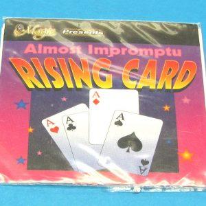 Almost Impromptu Rising Card