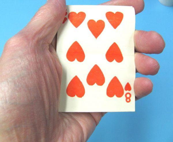 Antique Deland Changing Card-2