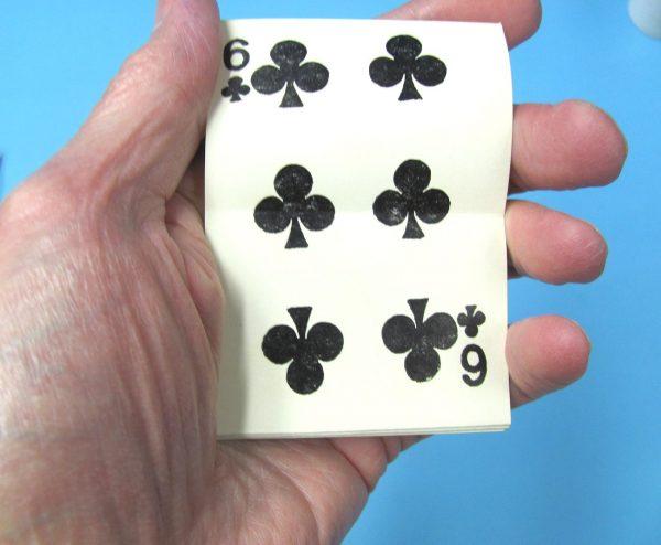 Antique Deland Changing Card-3