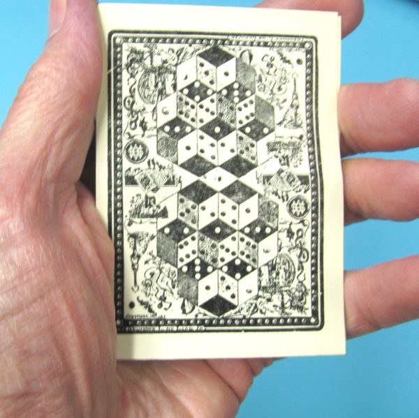 Antique Deland Changing Card-4