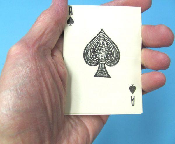 Antique Deland Changing Card