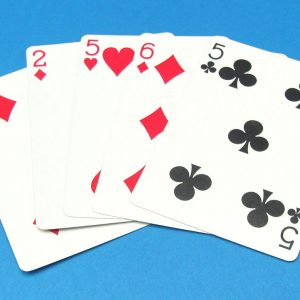 Five Card Stunner