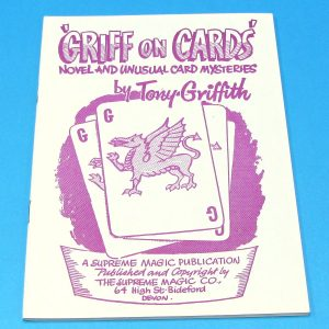 Griff on Cards (Tony Griffith)