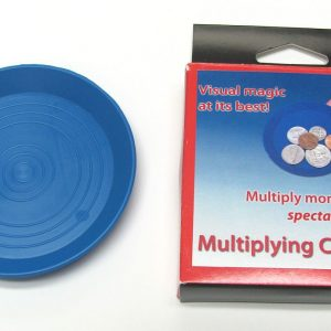 Multiplying Coin Tray (Royal Magic)