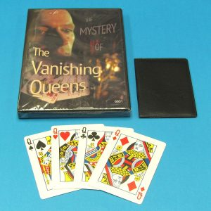 Mystery of the Vanishing Queens (Magic Makers)