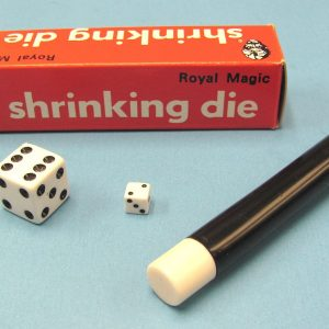 Shrinking Die With Large Wand (Royal Magic)
