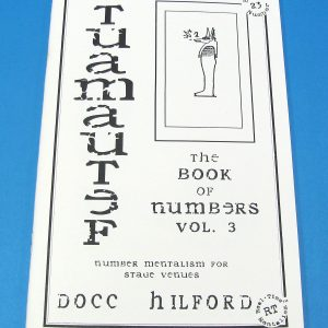 The Book of Numbers Volume 3 (Docc Hilford)
