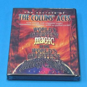 The Secrets of The Collins' Aces DVD