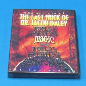 The Secrets of The Last Trick of Dr. Jacob Daley DVD