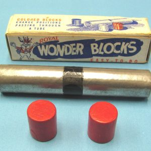 Vintage Wonder Blocks Mis-Matched Set (Incomplete)