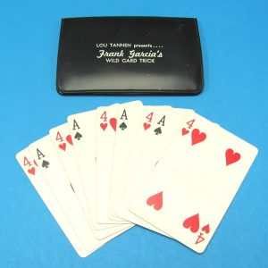 Wild Card With Tannen Wallet