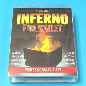 Inferno Fire Wallet