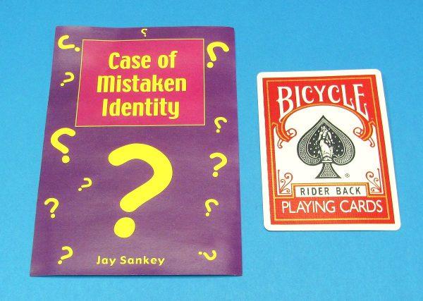 Jay Sankey's Case of Mistaken Identity