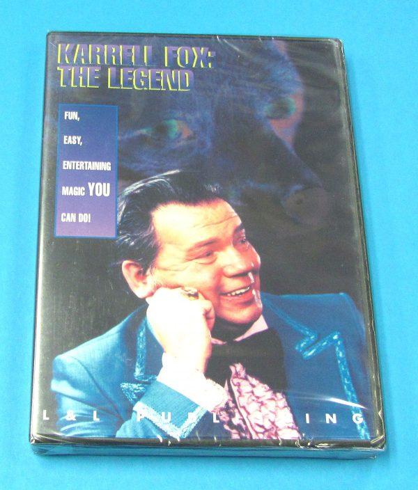 Karrell Fox The Legend DVD