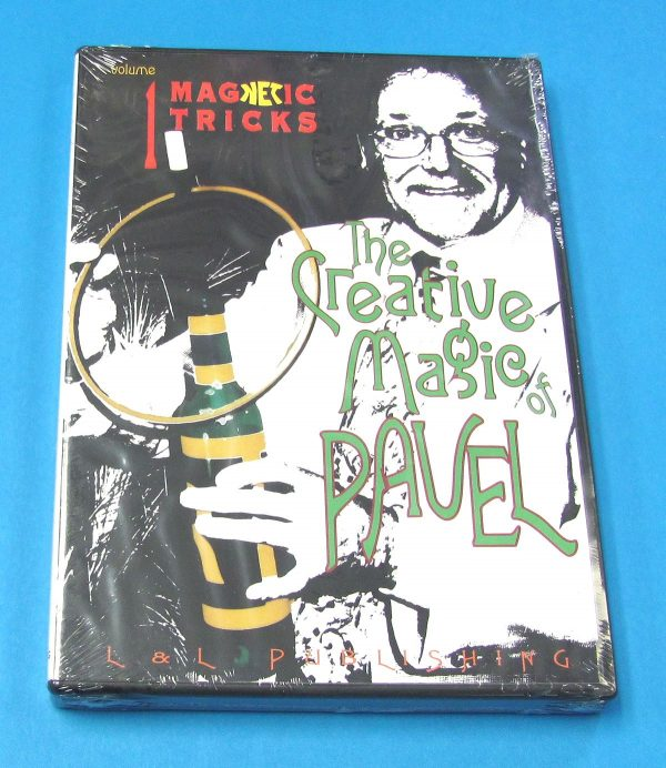 The Creative Magic of Pavel DVD Volume 1