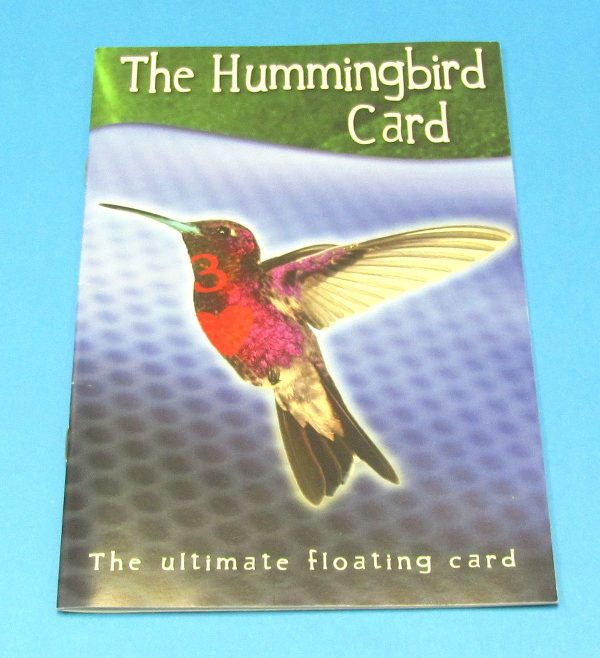 The Hummingbird Card (Magic Makers)