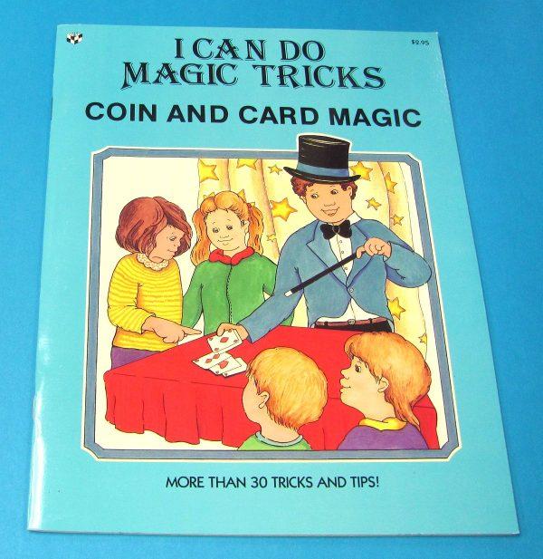 I Can Do Magic Tricks Coin and Card Magic