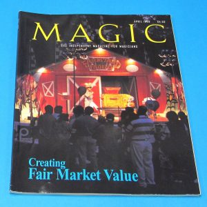 Stan Allen's Magic Magazine April 1999 Creating Fair Market Value