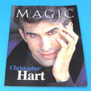 Stan Allen's Magic Magazine April 2002 Christopher Hart