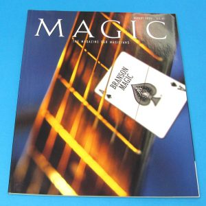 Stan Allen's Magic Magazine Aug 2004 Branson Magic