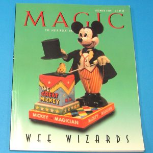 Stan Allen's Magic Magazine Dec 2000 Wee Wizards