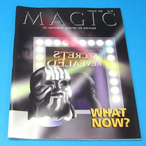 Stan Allen's Magic Magazine Feb 1998 What Now