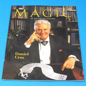 Stan Allen's Magic Magazine Feb 2004 Daniel Cros